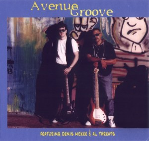 AvenueGrooveCover