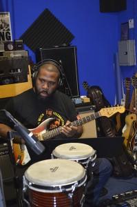 Kirk Fletcher - guitar