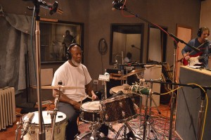 Jerome Edmonson - drums and vocals