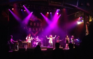 With-Renee at the House of Blues