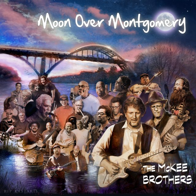The McKee Brothers - Moon Over Montgomery